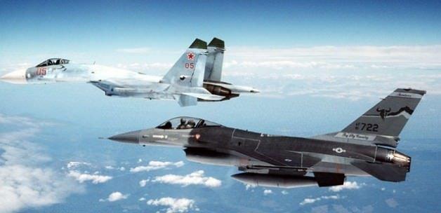ABD: Rus jeti uçağımızı taciz etti