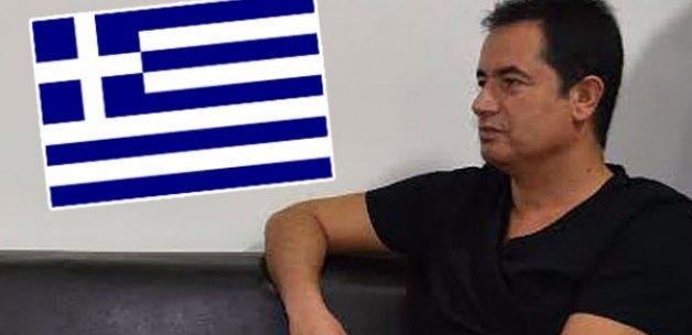 Acun Ilıcalı Yunanistan'ı karıştırdı!