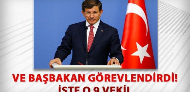 AK Parti'de 3 ile gidecek vekiller belli oldu