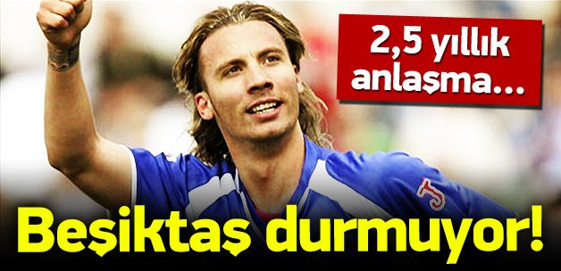 Alexis Delgado Beşiktaş'ta!