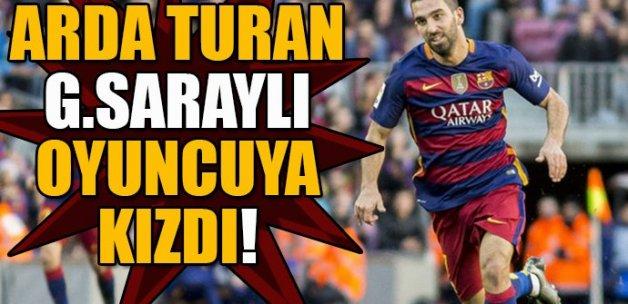Arda Turan'dan Emre Çolak'a sitem!