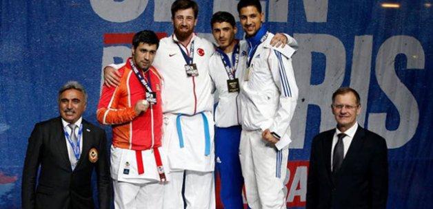 Ayyıldızlı ekip 7 madalya kazandı