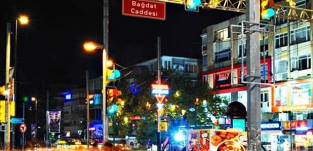 Bağdat Caddesi'ne hız denetimi sistemi