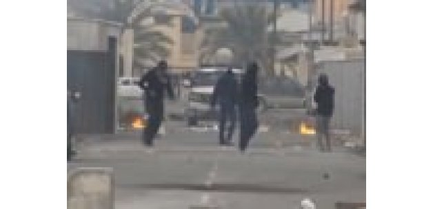Bahreyn sokakları hareketlendi
