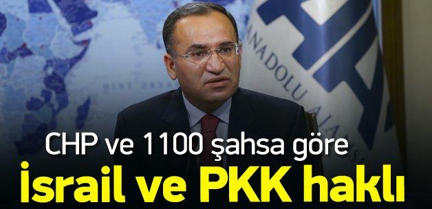 Bakan Bozdağ: CHP terörü destekliyor