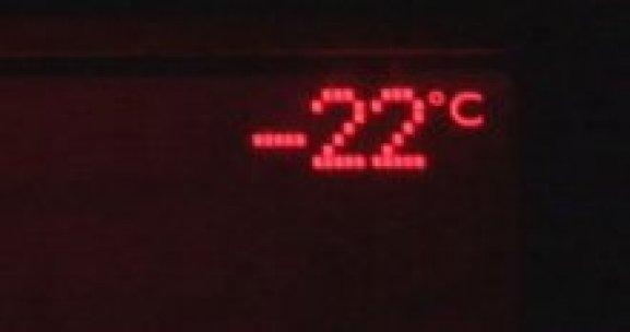 Başkent -22 derece ile buz kesti!