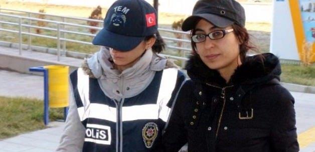 Burdur HDP il eş başkanı tutuklandı