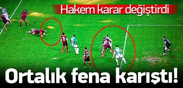 Bursa'da ortalığı karıştıran pozisyon!