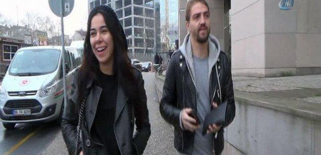 Caner Erkin ve Asena Erkin boşandı