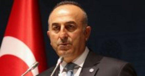 Çavuşoğlu'dan akademisyenlere sert eleştiri