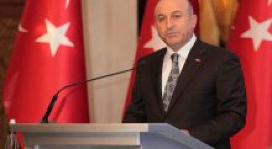 Çavuşoğlu, mevkidaşlarıyla telefonda görüştü