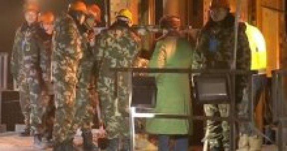 Çinli madenciler 36 gün sonra kurtarıldı