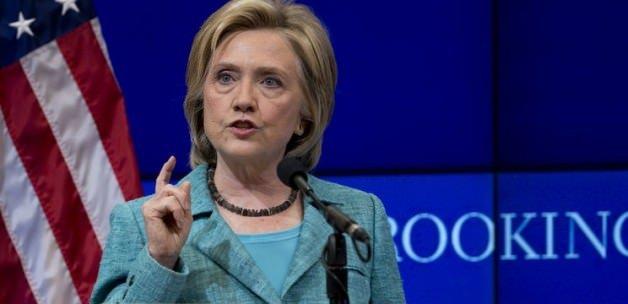 Clinton Türklerden 500 bin doları kopardı