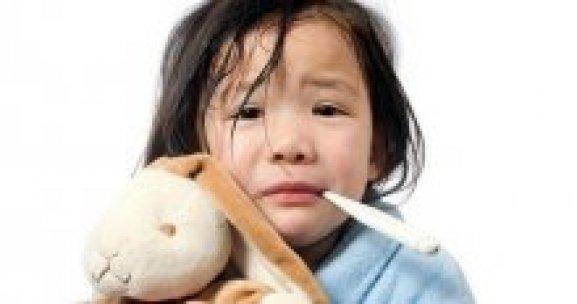 Çocuğunuz gripse aspirin vermeyin