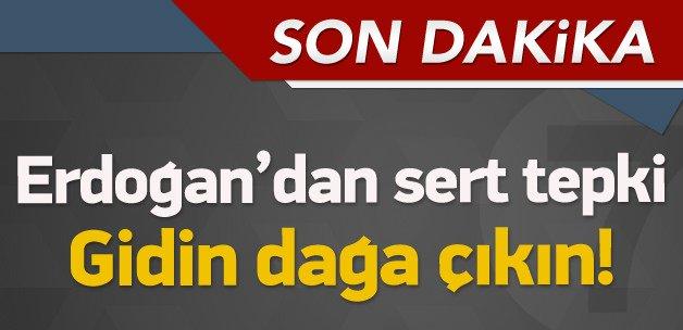 Cumhurbaşkanı Erdoğan Sultanahmet'te!