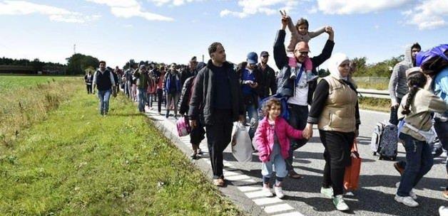 Danimarka mültecilerin parasına el koyacak