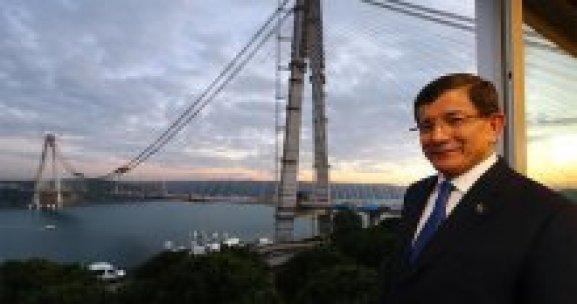 Davutoğlu bu fotoğrafı paylaştı