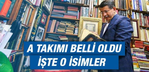 Davutoğlu'na 9 yeni başdanışman!