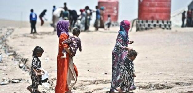 Davutoğlu'ndan Bayırbucak Türkmenleri için talimat
