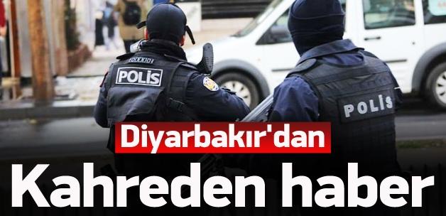 Diyarbakır'dan kahreden haber