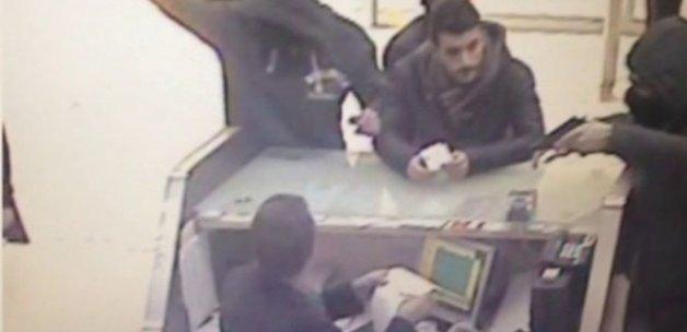 Diyarbakır'da PTT soygunu