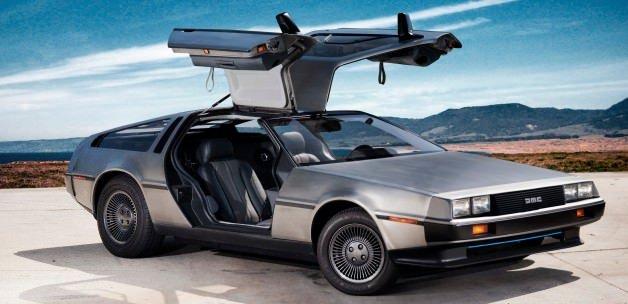 Efsane DeLorean geri dönüyor