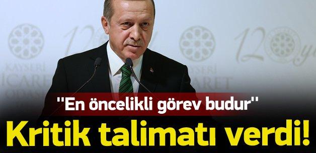 Erdoğan'dan DDK'ya 'Paralel Yapı' talimatı