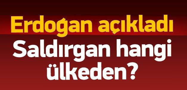 Erdoğan'dan 'Sultanahmet' açıklaması