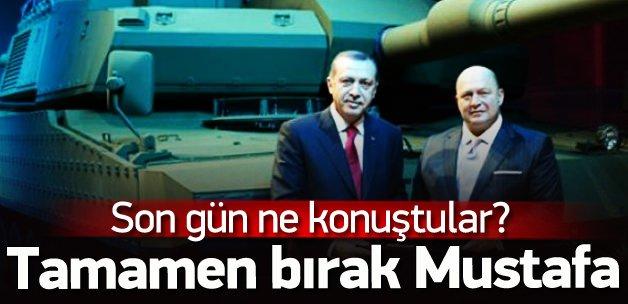 Erdoğan Mustafa Koç'la son anısını paylaştı