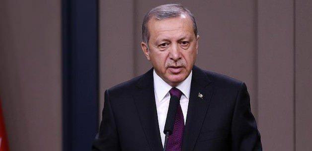 Erdoğan: Sen benim rakibim olamazsın