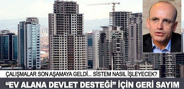 """""""Ev alana devlet desteği"""" için geri sayım"""
