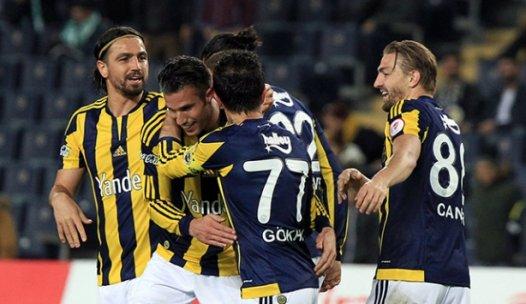 Fenerbahçe Giresunspor: 6-1
