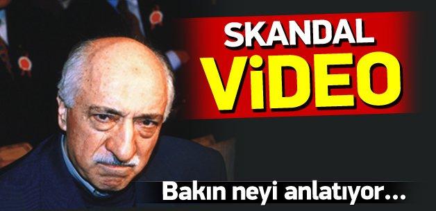 Fethullah Gülen'in 3 bin dolarlık gizli videosu