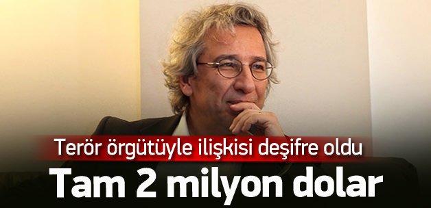 FETÖ'den 2 milyon dolarlık teklif almış