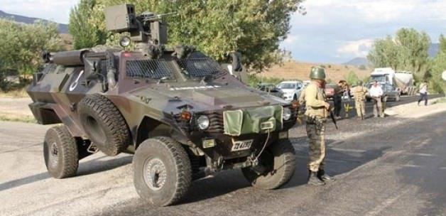 """Gaziantep'te """"özel güvenlik bölgesi"""" uygulaması"""