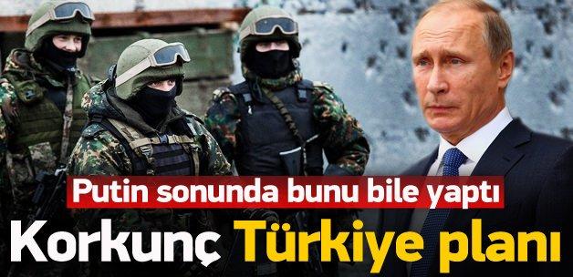 Gözünü kararttı! Türkiye'ye saldırı planı