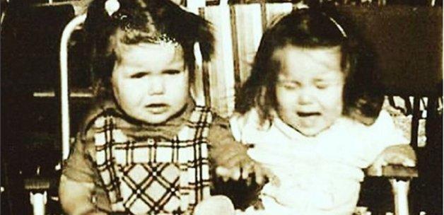 Gülben Ergen'in çocukluk fotoğrafı büyük beğeni topladı