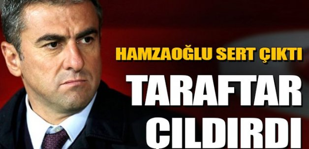 Hamzaoğlu, Galatasaray'ı bombaladı