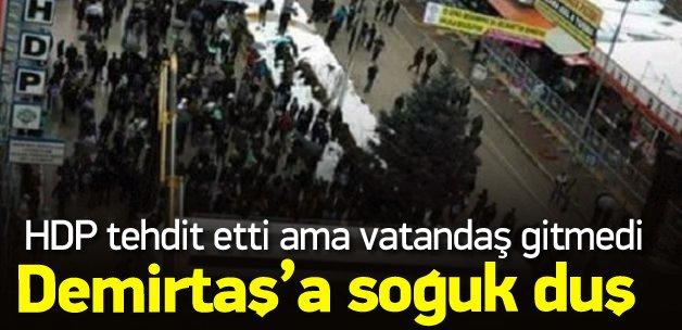 HDP'li belediye başkanından işçilere tehdit