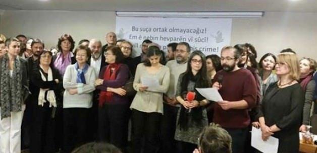 İfadesi alınan 3 akademisyen serbest bırakıldı