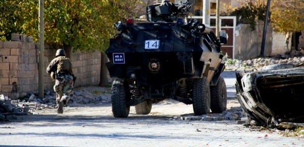 İki ilçede 22 terörist öldürüldü