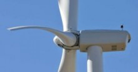İlk milli rüzgar santralı hazır