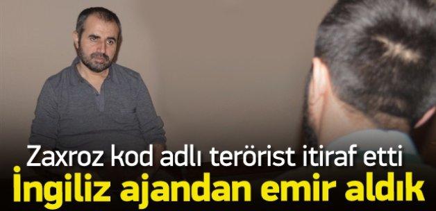 İngiliz ajan Gezi'ye katılın dedi