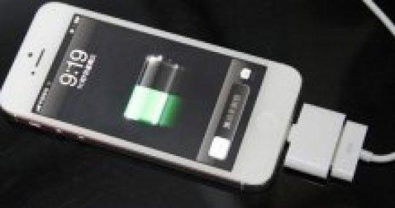 iPhone şarj sorununa çözüm buldu