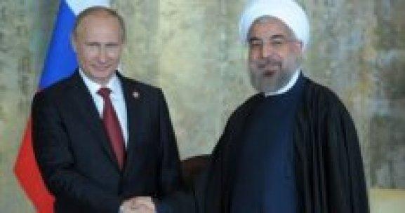 İran'dan Rusya'ya destek sözü
