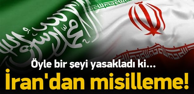 İran'dan Suudi Arabistan hamlesi