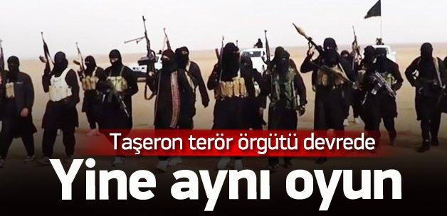 IŞİD, rejim ve PYD'ye alan açıyor