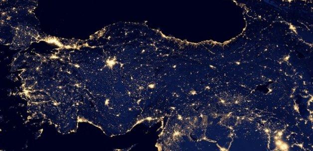 Işık kirliliğine dikkat