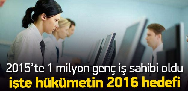 İŞKUR 1 milyon gence istihdam sağladı