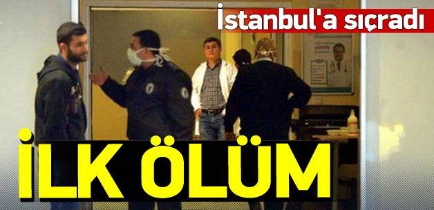 İstanbul'da domuz gribinden ilk ölüm!